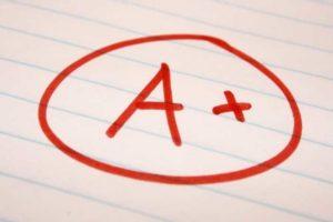 Entrega de calificaciones finales